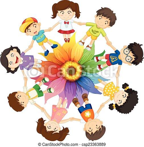 cultureel, verscheidenheid - csp23363889