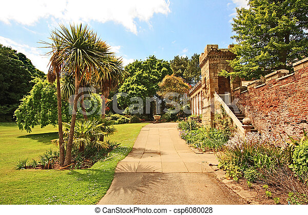 Culzean Castle and the park - csp6080028