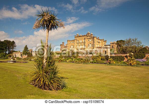 Culzean Castle, Ayrshire, Scotland - csp15109074