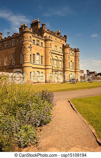 Culzean Castle, Ayrshire, Scotland - csp15109194