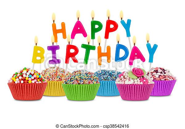 Feliz cumpleaños - csp38542416