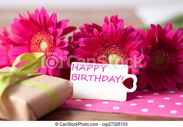 cumpleaños, feliz - csp27328103
