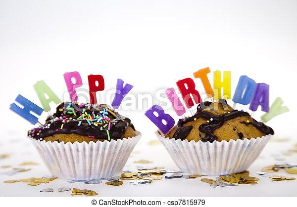 Cumpleaños - csp7815979