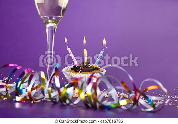 cumpleaños - csp7816736