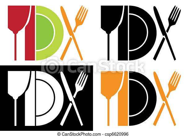 cuoco, utensile, astratto - csp6620996