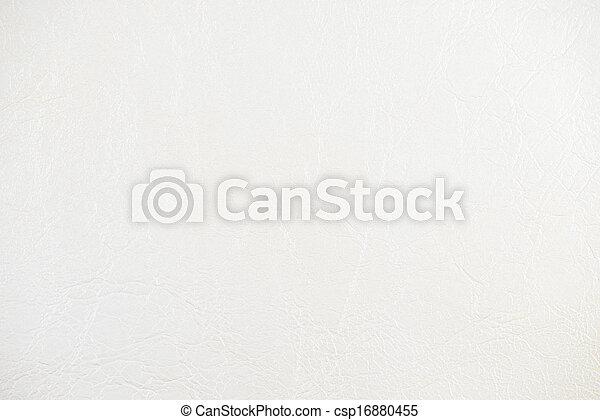 cuoio, fumo, sfondo bianco, struttura - csp16880455