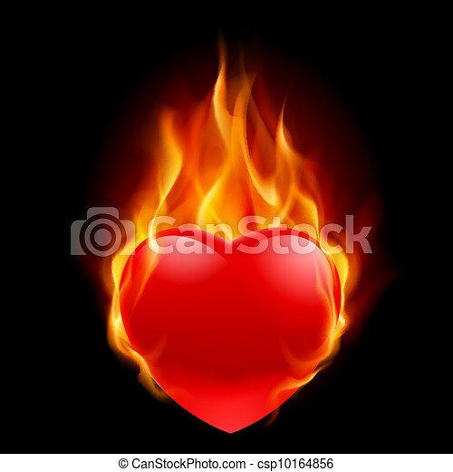 cuore, urente - csp10164856