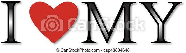 cuore - csp43804648