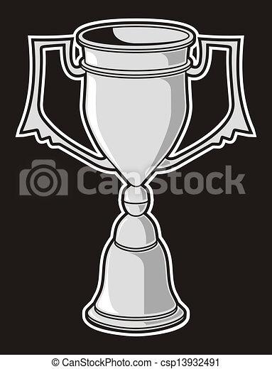 Cup award - csp13932491
