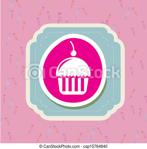 cup cake  - csp15764840