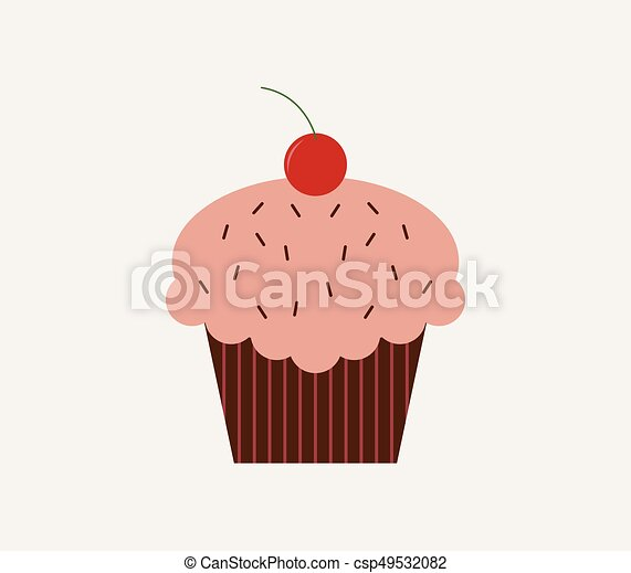 cup cake - csp49532082