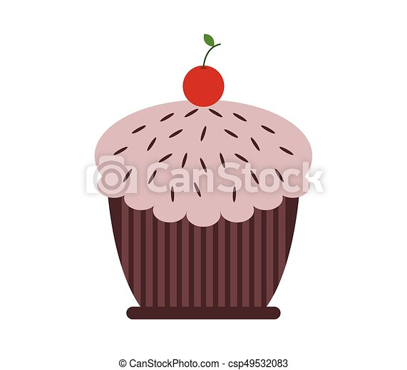 cup cake - csp49532083