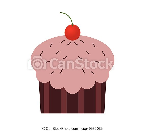 cup cake - csp49532085