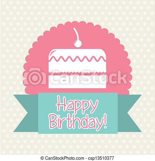 cup cake - csp13510377