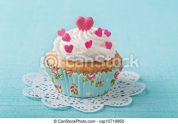 Cup cake - csp10719950