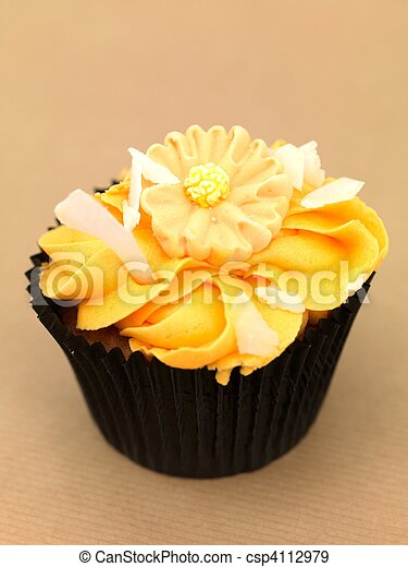 Cup Cake - csp4112979