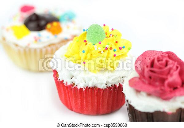 Cup cake - csp8530660