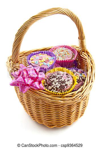 Cup cake treat - csp9364529