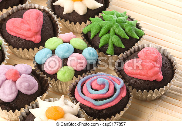 Cup Cakes - csp5177857