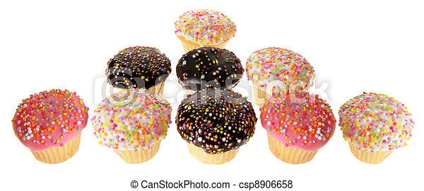 Cup Cakes - csp8906658