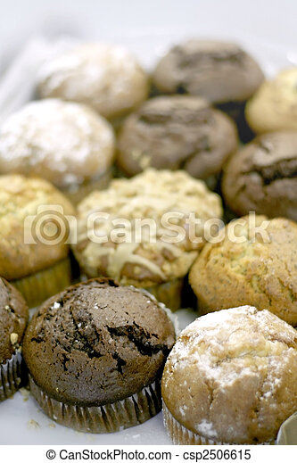 Cup Cakes - csp2506615