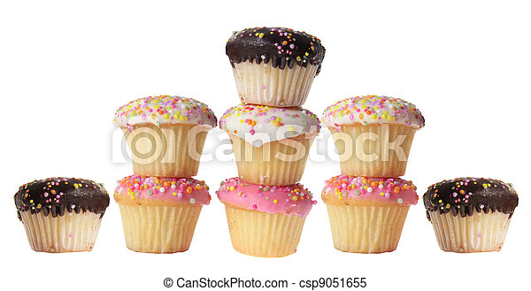 Cup Cakes - csp9051655