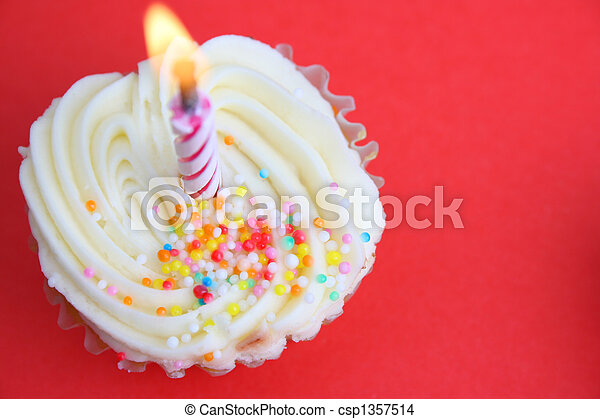 Cup Cakes - csp1357514