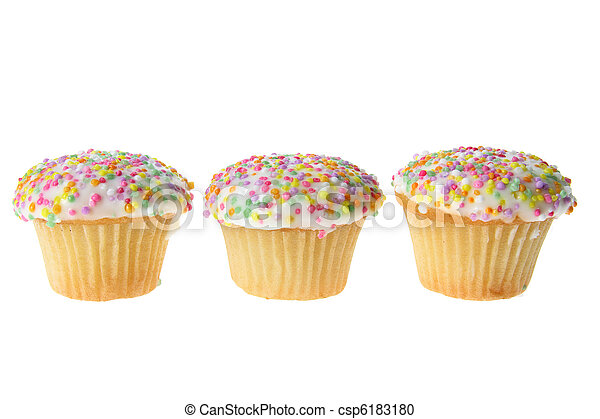 Cup Cakes - csp6183180