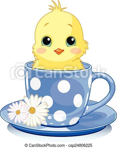 Cup chicken - csp24806225