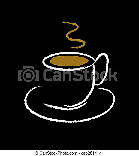 cup of coffee - csp2814141