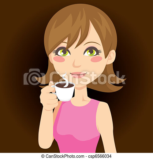 Cup of Coffee - csp6566034