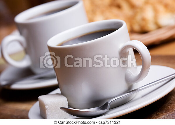 cup of coffee - csp7311321