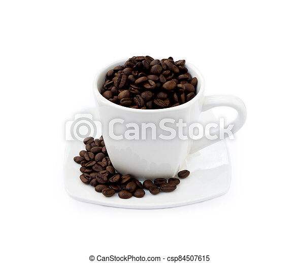 Cup of coffee - csp84507615