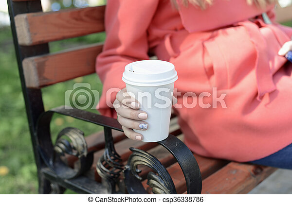 cup of coffee - csp36338786