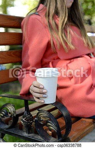cup of coffee - csp36338788