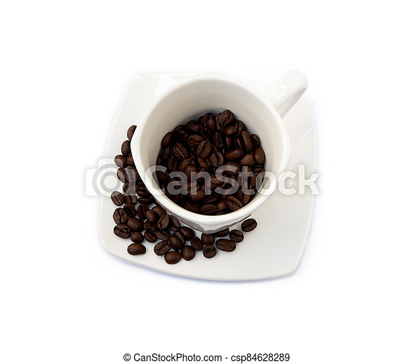 Cup of coffee - csp84628289