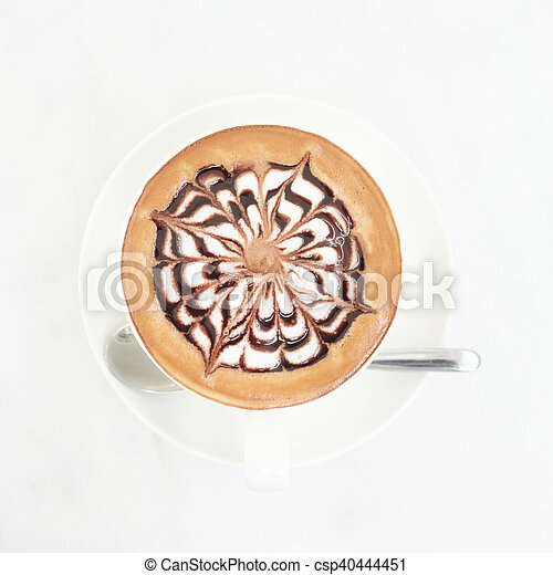cup of coffee - csp40444451