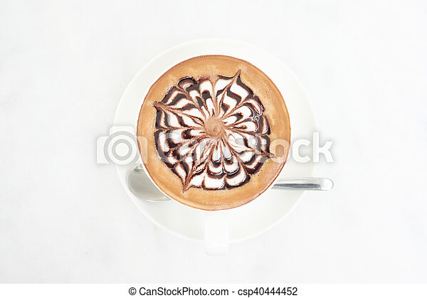 cup of coffee - csp40444452