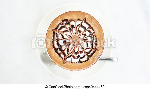 cup of coffee - csp40444453