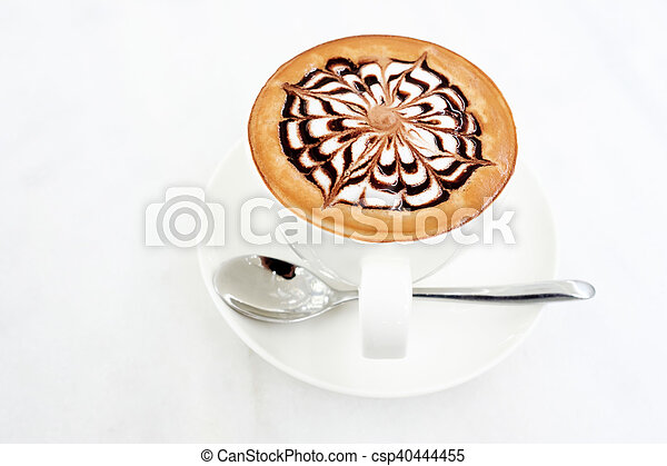 cup of coffee - csp40444455