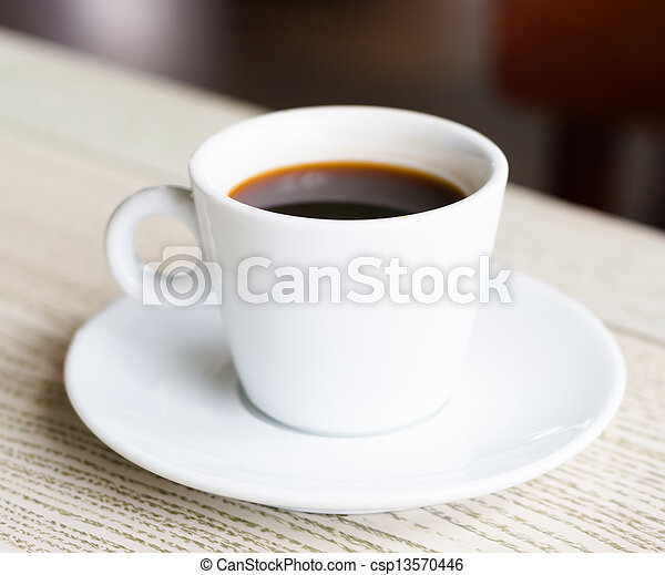 cup of coffee - csp13570446