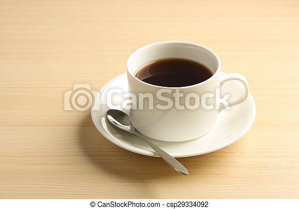 Cup of coffee - csp29334092
