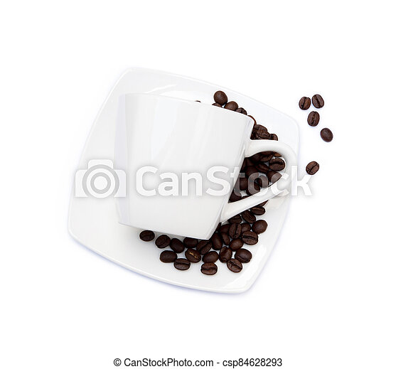 Cup of coffee - csp84628293
