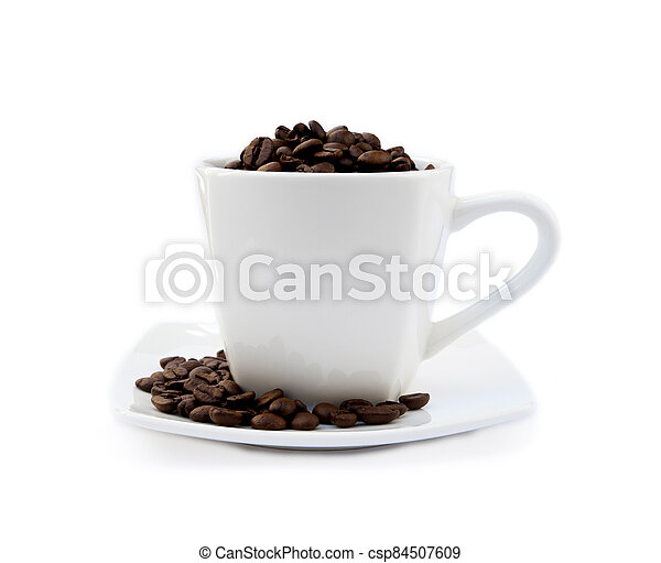 Cup of coffee - csp84507609