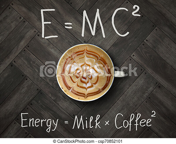Cup of energy coffee 2 - csp70852101