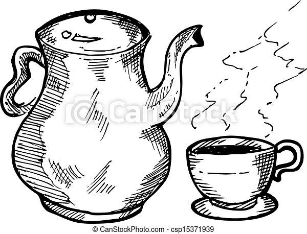 cup of tea - csp15371939