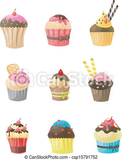 cupcake - csp15791752