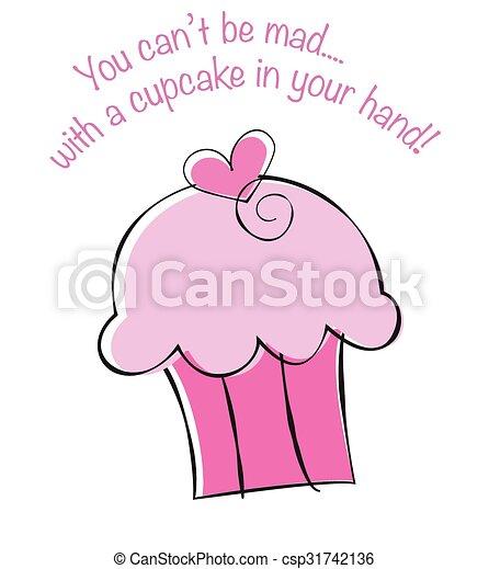 Cupcake - csp31742136
