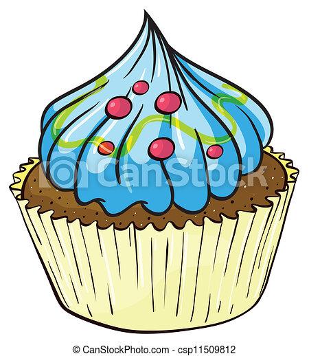 Cupcake - csp11509812