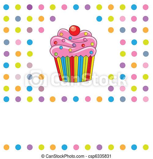 cupcake  - csp6335831